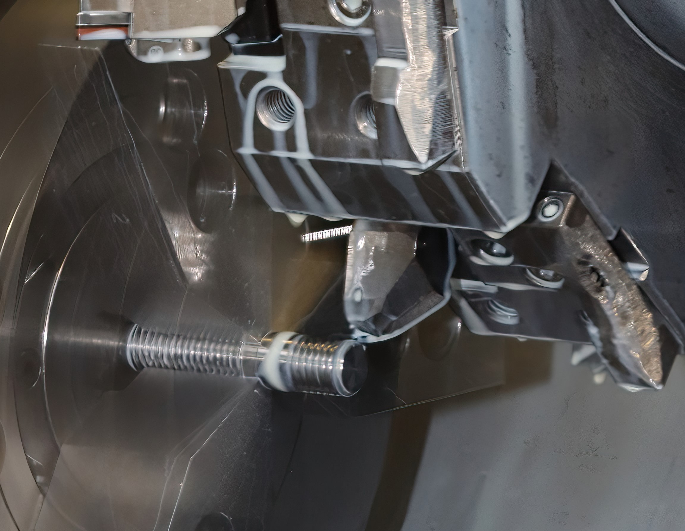 Manufacturing of Threaded Components